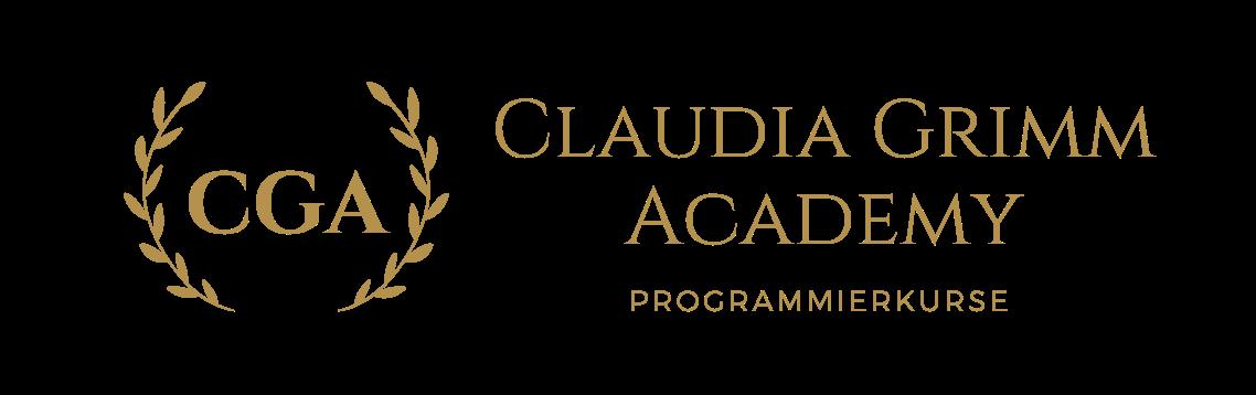 Claudia Grimm Academy Logo